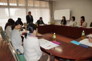 (3面)栄養教職員部連協部長研修会