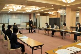 栄養士会との合同会議